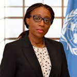 Vera Songwe (Executive Secretary at United Nations Economic Commission for Africa)